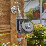 Mejores programadores de riego para huerto y jardin