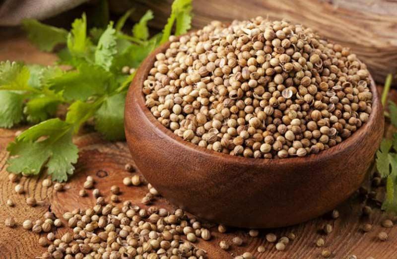 Semillas de cilantro: indispensables en la cocina