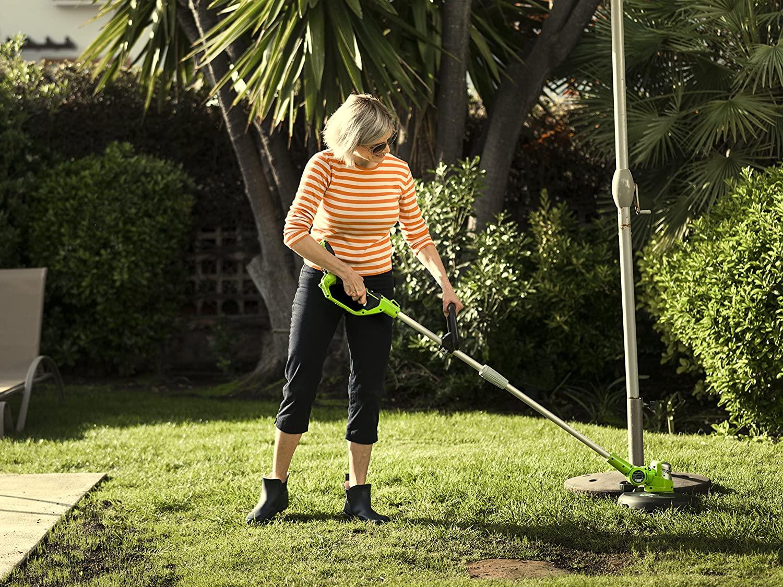 Las 5 Mejores desbrozadoras baratas para tu jardín