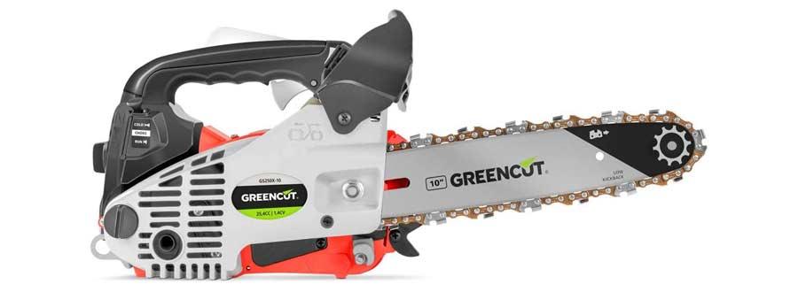 La motosierra GreenCut es una de las mejores motosierras relación calidad precio