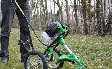 Mejores desbrozadoras con ruedas. ¿que modelo comprar?