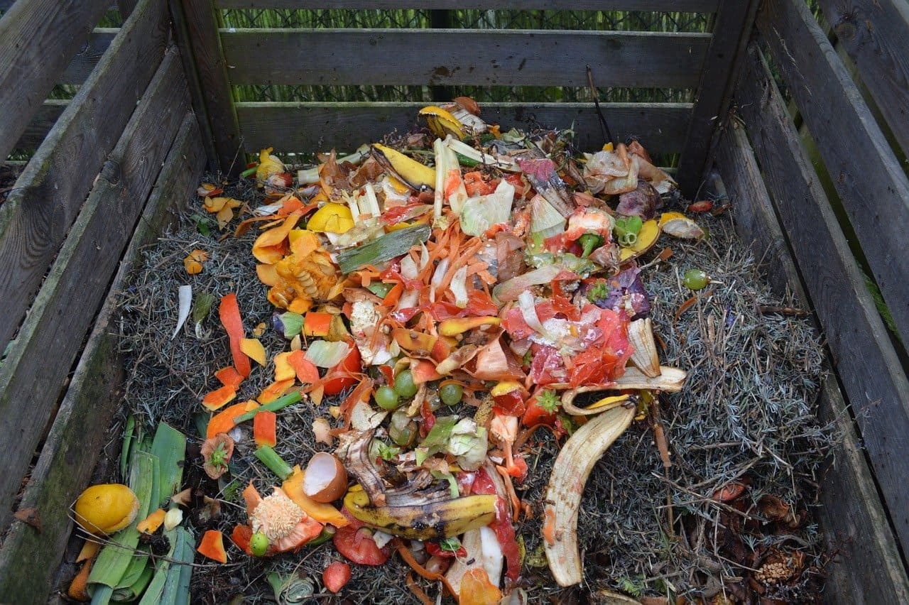 Cómo construir un compostador casero