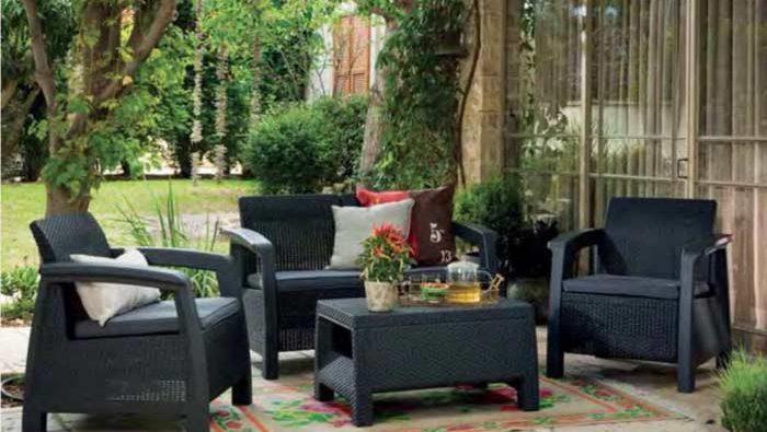 Muebles de Jardín. ¿Como elegir los mejores muebles para tu jardín?